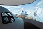 Тренажерная подготовка на тренажере FNPT ІІ самолета Beechcraft Duchess.