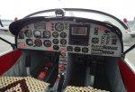 Самолет АТ-3 AERO, кабина пилотов