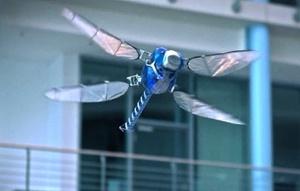 БПЛА BionicOpter